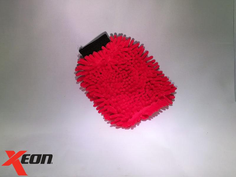 Xeon Auto washand Rood