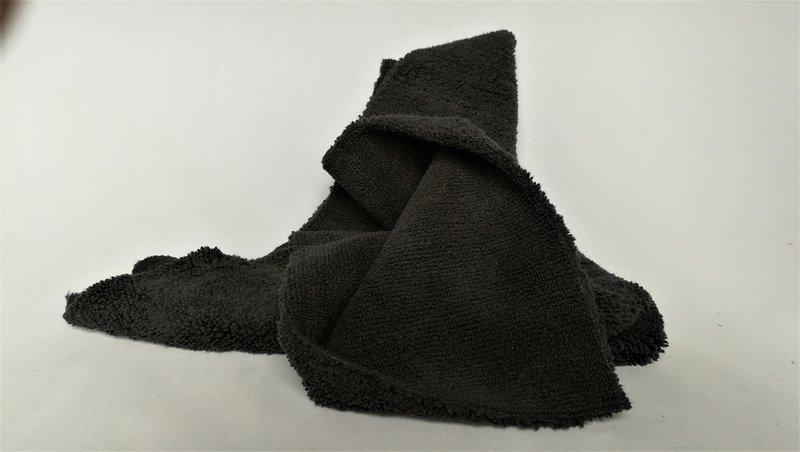 Xeon Uitpoetsdoek soft zwart