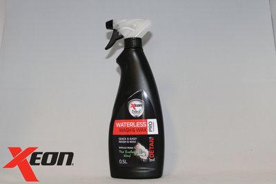 Xeon Waterless Wash & Wax